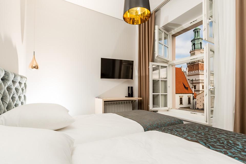 apartament w centrum poznania